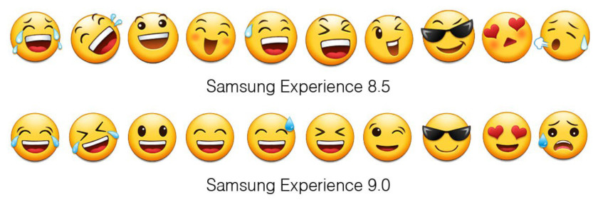 Samsung-Experience-9-0-Emojipedia-Comparison-Faces-Tilt-Removed-840x298
